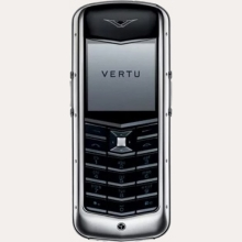 Ремонт сотового телефона Vertu Constellation Polished Stainless Steel Black Leather в Хабаровске