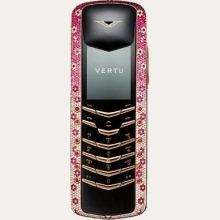 Ремонт сотового телефона Vertu Signature M Design Rose Gold Pink Diamonds в Хабаровске