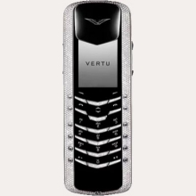 Ремонт сотового телефона Vertu Signature M Design White Gold Pave Diamonds with baguette keys в Хабаровске