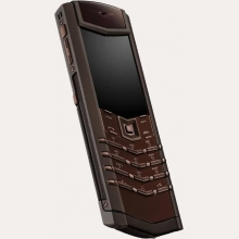 Ремонт сотового телефона Vertu Signature S Design Red Gold Brown Leather в Хабаровске