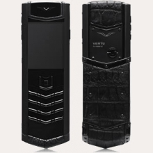 Ремонт сотового телефона Vertu Signature S Design Ultimate Black Alligator в Хабаровске