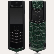 Ремонт сотового телефона Vertu Signature S Design Ultimate Malachite Alligator в Хабаровске