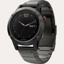 Ремонт умных часов Garmin Fenix 5 Sapphire with Metal Band в Хабаровске