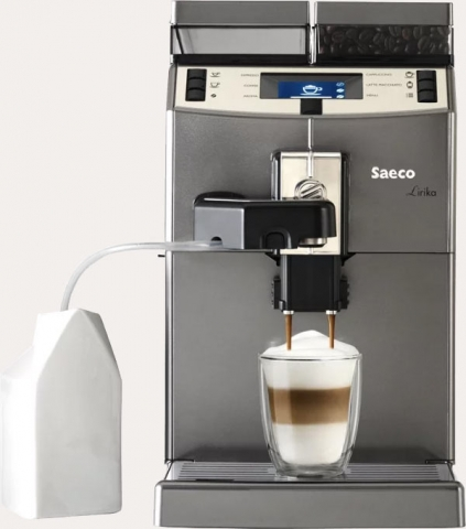 Ремонт кофеварки Philips Saeco Lirika One Touch Cappuccino в Хабаровске