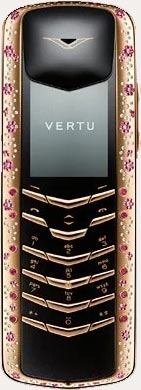 Ремонт сотового телефона Vertu Signature M Design Rose Gold Pink Sapphires в Хабаровске