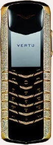 Ремонт сотового телефона Vertu Signature M Design Yellow Gold Pave Diamonds в Хабаровске
