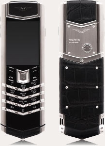Ремонт сотового телефона Vertu Signature S Design Stainless Steel Alligator в Хабаровске