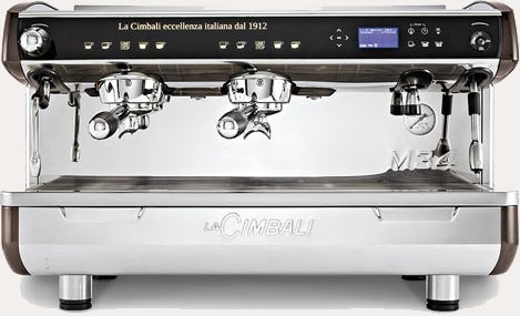 Ремонт кофемашины laCimbali M34 Selectron DT/2 TurboSteam Milk4 в Хабаровске