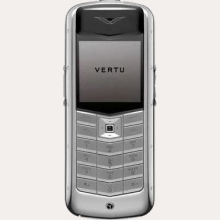 Ремонт сотового телефона Vertu Constellation Exotic Polished stainless steel black ostrich skin в Хабаровске
