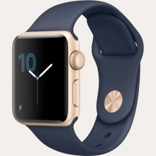Ремонт умных часов Apple Watch Series 2 42mm Aluminum Case with Sport Band в Хабаровске