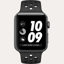 Ремонт умных часов Apple Watch Series 3 38mm Aluminum Case with Nike Sport Band в Хабаровске