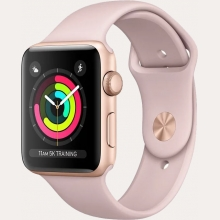 Ремонт умных часов Apple Watch Series 3 42mm Aluminum Case with Sport Band в Хабаровске