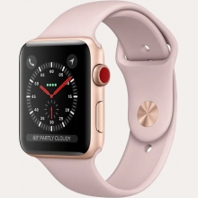 Ремонт умных часов Apple Watch Series 3 Cellular 42mm Aluminum Case with Sport Band в Хабаровске