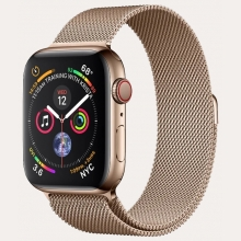 Ремонт умных часов Apple Watch Series 4 GPS + Cellular 40Mm Stainless Steel Case With Milanese Loop в Хабаровске