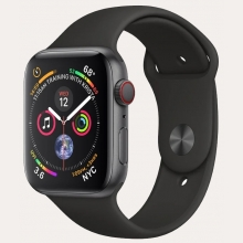 Ремонт умных часов Apple Watch Series 4 GPS + Cellular 44Mm Stainless Steel Case With Sport Band в Хабаровске