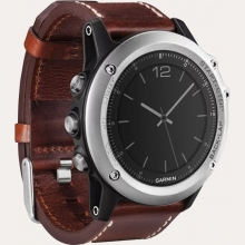 Ремонт умных часов Garmin Fenix 3 Sapphire HRM with silver Leather Strap в Хабаровске