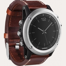 Ремонт умных часов Garmin Fenix 3 Sapphire with silver Leather Strap в Хабаровске