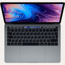 Ремонт ноутбука Apple MacBook Pro 13 with Retina display and Touch Bar Mid 2019 в Хабаровске
