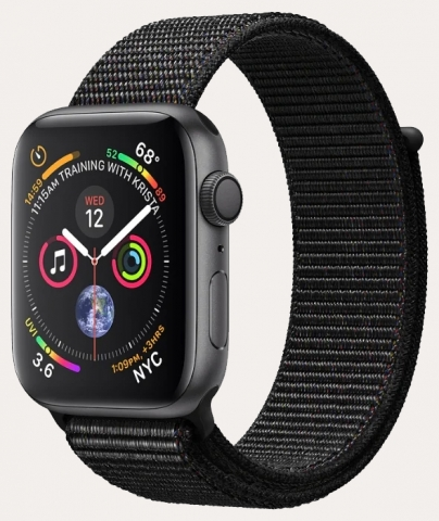 Ремонт умных часов Apple Watch Series 4 GPS 40Mm Aluminum Case With Sport Loop в Хабаровске