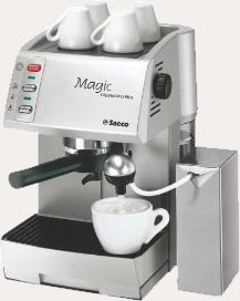 Ремонт кофеварки Philips Saeco Magic Cappuccino Plus в Хабаровске